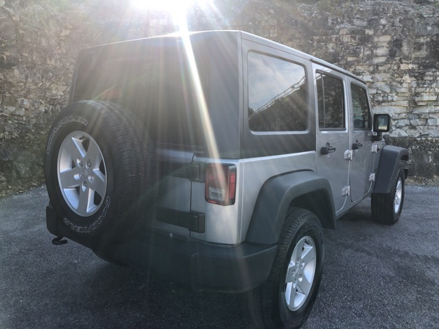 Pre-Owned 2018 Jeep Wrangler JK Unlimited Sport 4WD